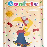 Picole Confete Kids 21un