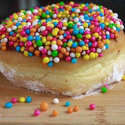 Mini Donuts Chocolate Crispy