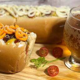 Hot Dog de Charque - 30cm