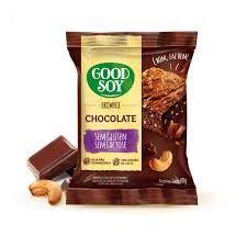 Brownie Chocolate Goodsoy