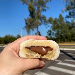 Brigadeirão Ninho com Nutella