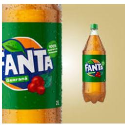 Fanta Guaraná - 2L