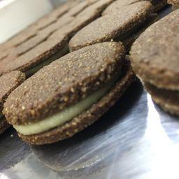 Cookies de Cacau - 4 Unidades