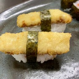 Niguiri de Tofu Empanado