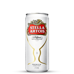 Cerveja Stella Artois - Lata 350ml