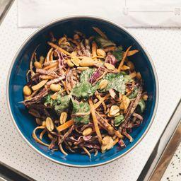 Tigela Crunchy Vegano