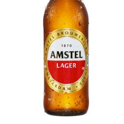 Cerveja 600ml Amstel