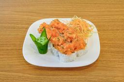 Spice Salmão Uramaki - 10 Peças