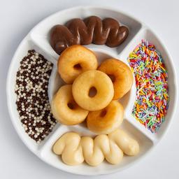 Monte seu Donut