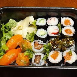 Combo sushis - 16 unidades