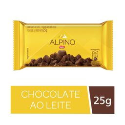 Chocolate Alpino ao Leite