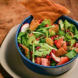 Salada fatuch - meia porcao