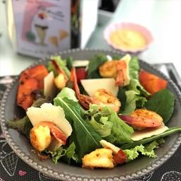 Salada de Crevette