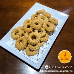 Biscoitos Potes Pequenos