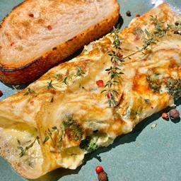 Omelete Brazuca