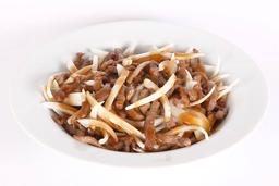 Carne com Cebola 500g