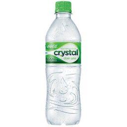 Agua com gas