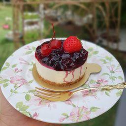 Mr. Cheesecake de Frutas Vermelhas
