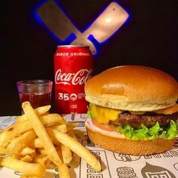 Combo Costelão Burger