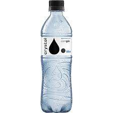Água com Gás Cristal - 500 ml