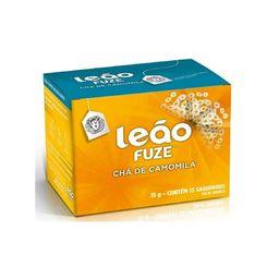 Chá Leão Camomila com 15 Saquinhos