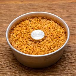 Pudim de Doce de Leite com Coco Queimado 600 gramas