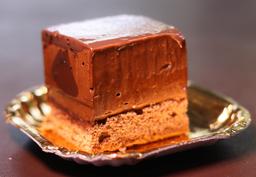 3536 - Bolo Mousse Chocolate