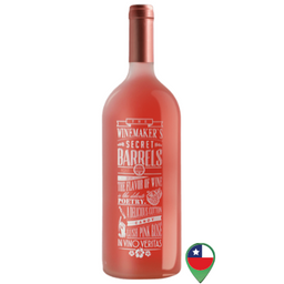 Vinho Rosê Winemakers Secret Barrels 1L