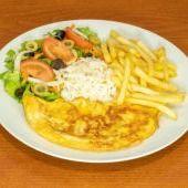 Omelete Three