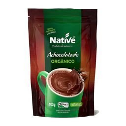 Achocolatado 400g Native