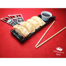 4x Sushi de Salmão Toast