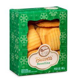 Biscotti Noveline de Milho - 140g