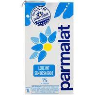 Leite Parmalat Semidesnatado - 1L