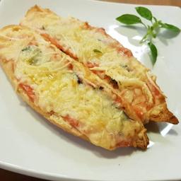 Pão canoa italiano