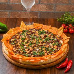 Pizza Meio a Meio Tradicional - Pequena