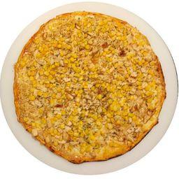 Pizza de Frango Caipira - Grande
