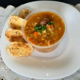Sopa de Carne (500ml)