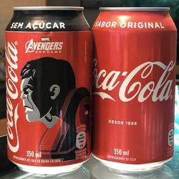 Coca - Cola Original - Lata