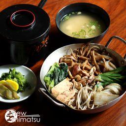 Sukiyaki Domburi Vegano