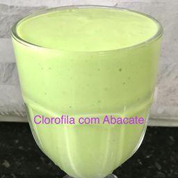 Clorofila com Abacate 400ml