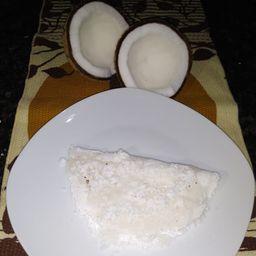 Tapioca ao leite de coco