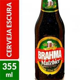 Cerveja Bhahma Malzbier Long Neck 355ml Und.
