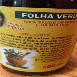 Folha Verde - 500ml