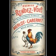 Vinho Rendez Vous Cabernet- Merlot 750ml