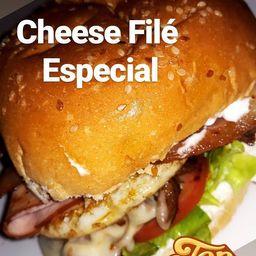 Cheese Filé Mignon Especial