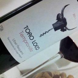 Espanha: Toro Loco, Tempranillo