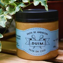 Pasta de Amendoim com Mel Orgânico - 500g