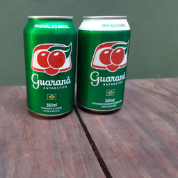 282-Guaraná Antarctica Zero 350ml