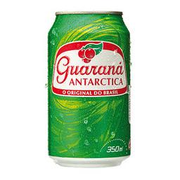 Guarana em lata 350ml