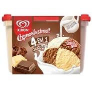 Pote Cremosíssimo Chocolate - 1,2L